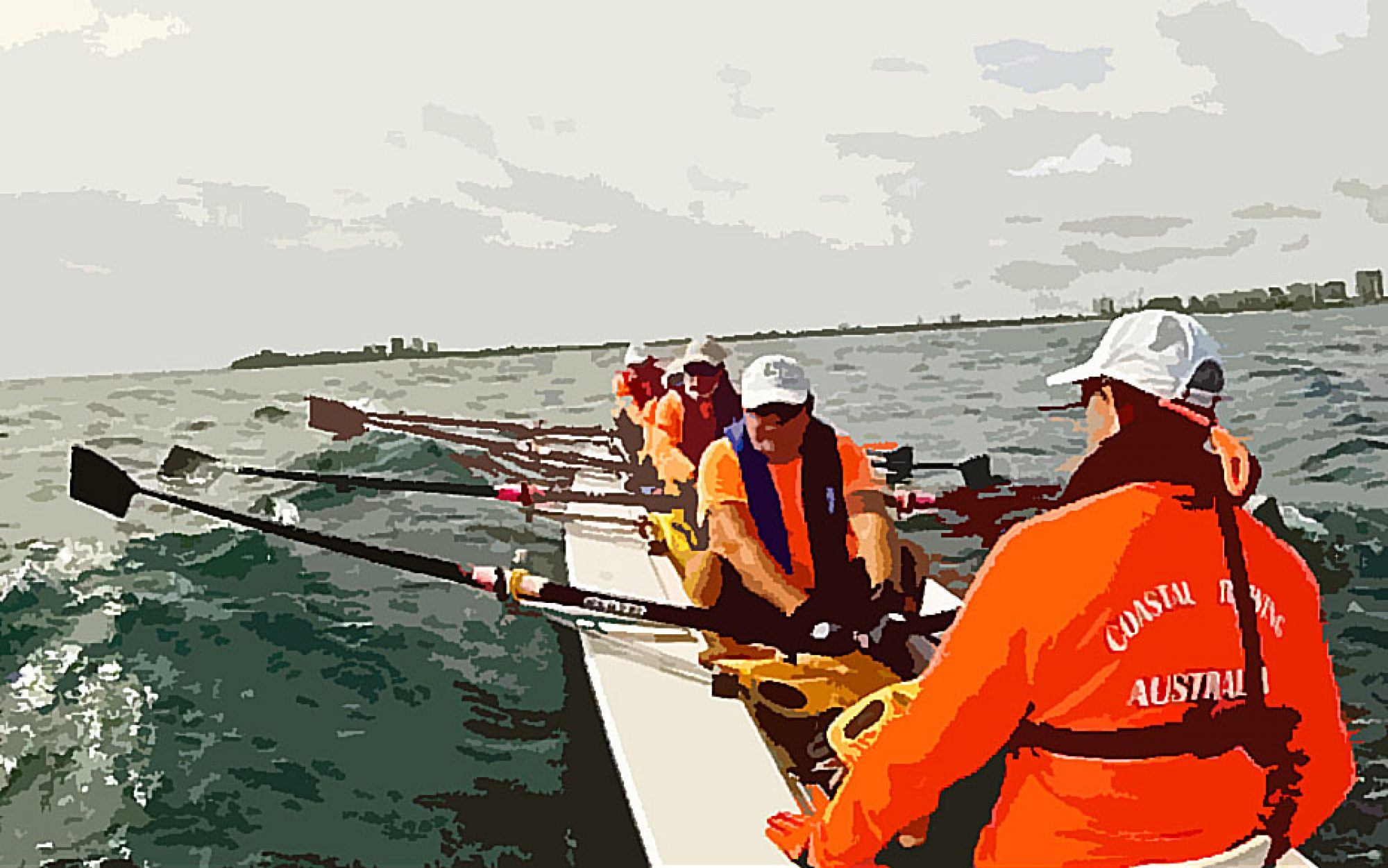 Coastal Rowing & Touring Australia